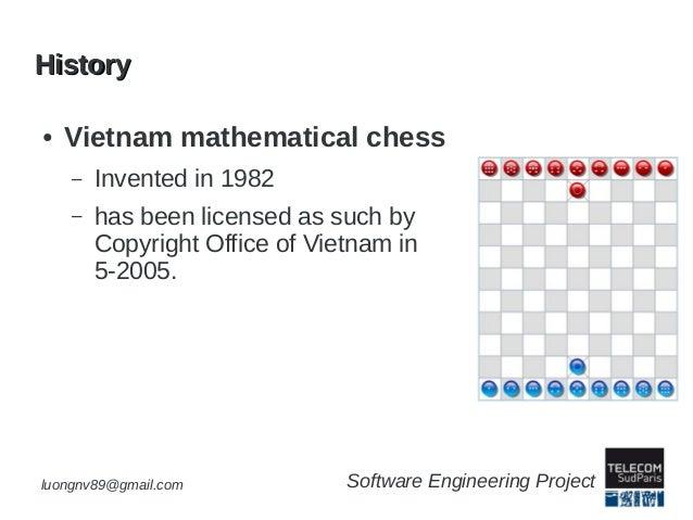 chess game maths