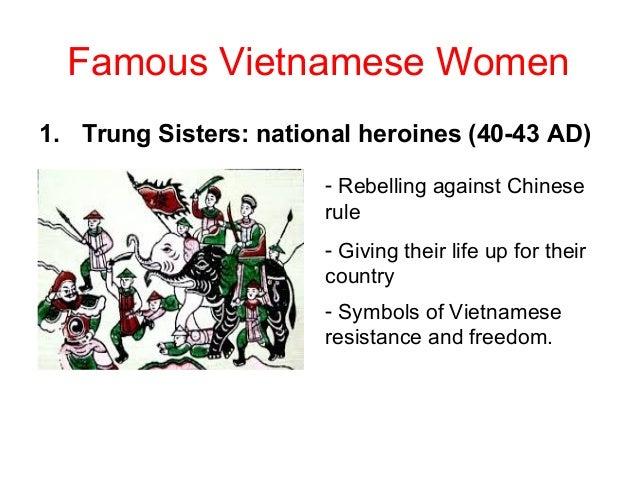 role of women in vietnam Educational resource for women's roles in vietnam war.