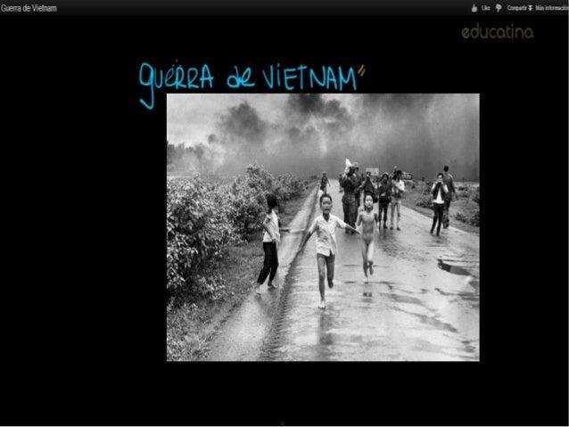 Enfrentamiento militar librado en Vietnam entre 1959 y 1975