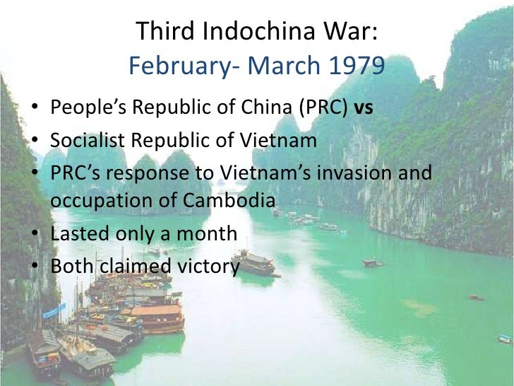 communist victory in the second indochina war essay The second indochina war, which was waged throughout 1964-75, was an  [1]  such tactics enabled communist forces of the nlf to become an elusive and.