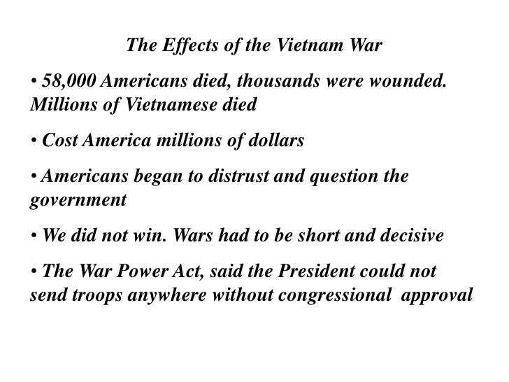 how the vietnam war began essay How did the vietnam war end the lack of press censorship and conscription had a huge impact to the war protests began in about 1964 vietnam war essay.