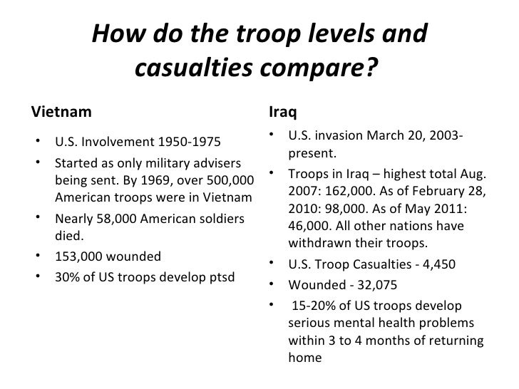vietnam war vs afghanistan war Vietnam war vs soviet afghan war vietnam war vs soviet-afghan war the vietnam war was a long and costly armed conflict between the communist regime of north vietnam who joined forces with its southern allies, also know as the viet cong, and south vietnam and their principle ally, know as the united states of america.