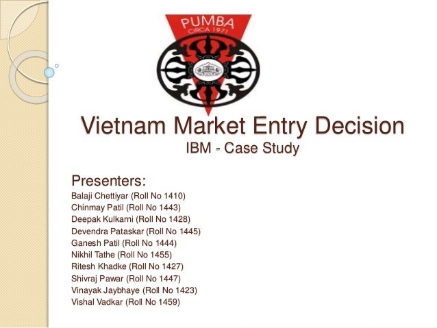 market entry to vietnam