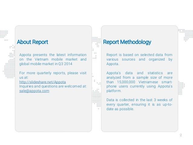 Vietnam mobile content market report Q3 2014 Slide 2