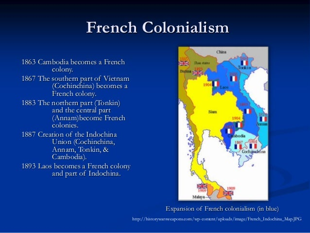 French colonisation of vietnam essay