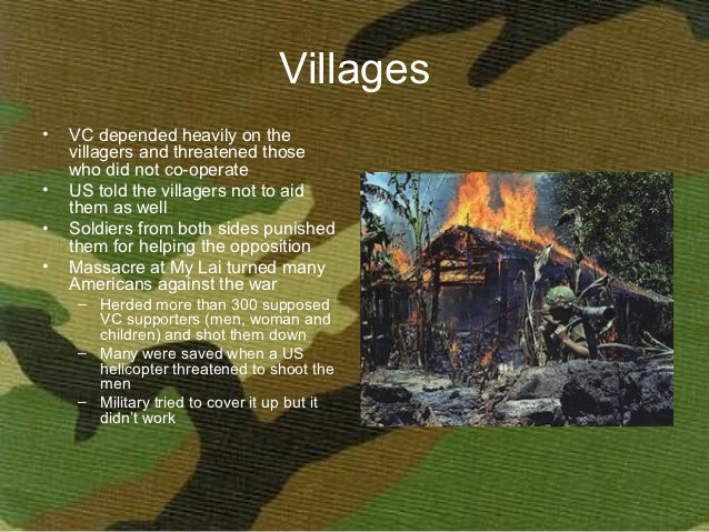 an overview of the war in vietnam The second indochina war, 1954-1975, grew out of the long conflict between  france and vietnam in july 1954, after one hundred years of colonial rule,.