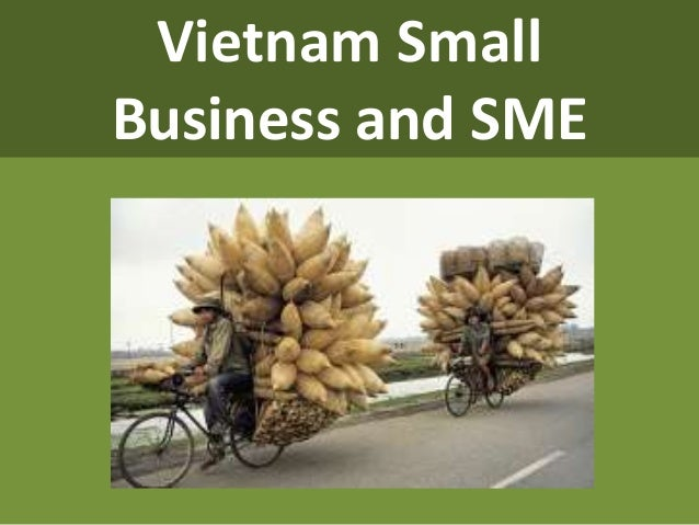 Vietnam Small Business and SME