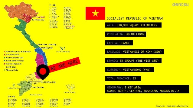 SOCIALIST REPUBLIC OF VIETNAM AREA: 330,991 SQUARE KILOMETERS POPULATION: 89 MILLIONS  CAPITAL: HANOI LANGUAGE: VIETNAMESE...