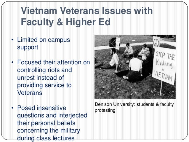 essay on vietnam veterans Essays from bookrags provide great ideas for vietnam war essays and paper topics like essay view this student essay about vietnam war.