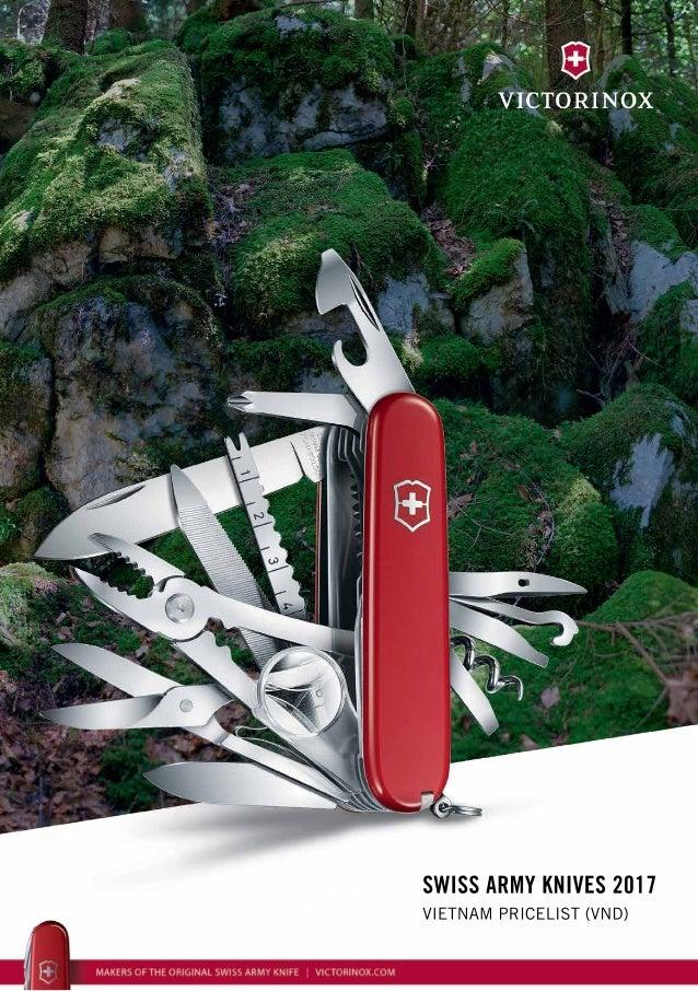 Victorinox Pocket Tool Price List 2017 Vnd