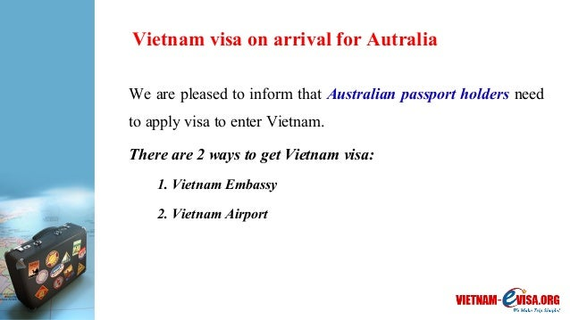 Inform Visa Of Travel