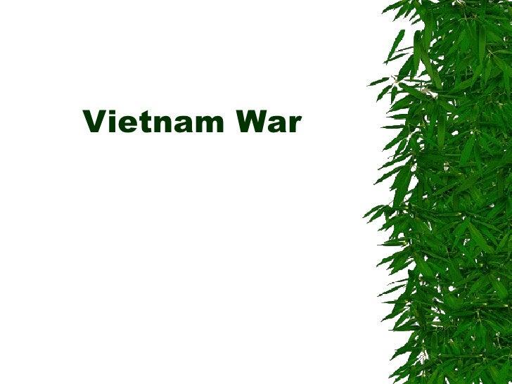 Vietnam War American History 10th Grade