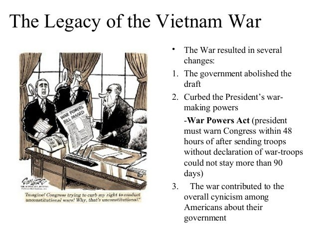 overall effects of vietnam war The vietnam war learning guide the vietnam war analysis by phd students  from stanford, harvard, berkeley.