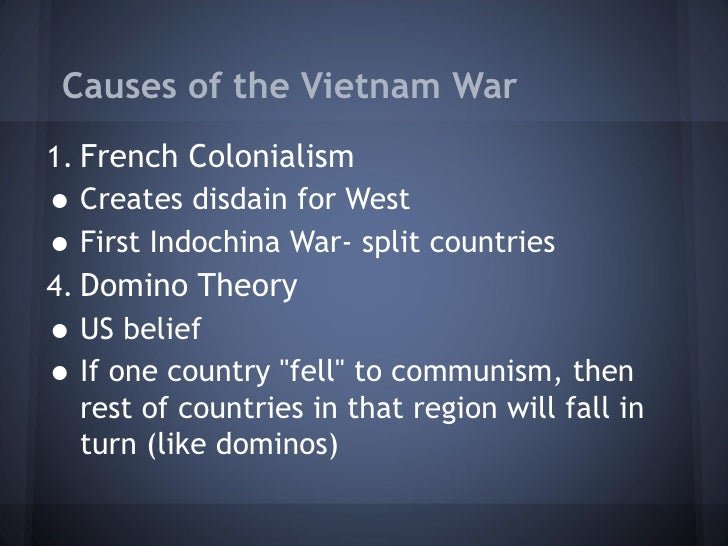 The 8 Main Reasons for War