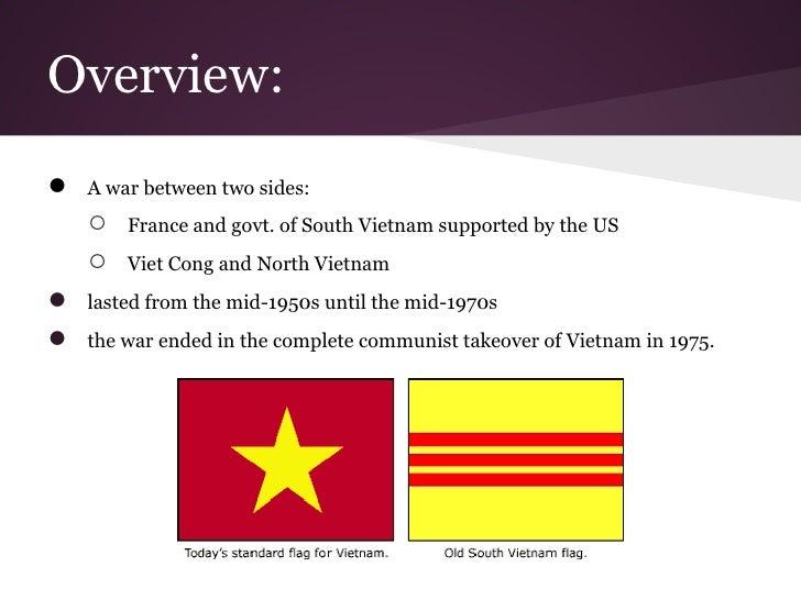 an overview of the beginning of the vietnam war