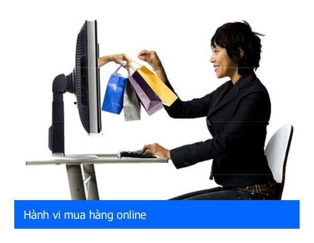 Hành vi mua hàng online