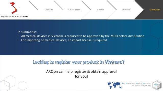 Medical Device Regulatory in Asia_Vietnam