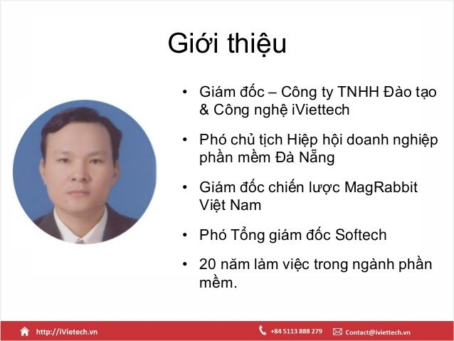 [DevDay2019] Opportunities and challenges for human resources during the digital transition period - By Vy Van Viet, CEO at iViettech Education Slide 2