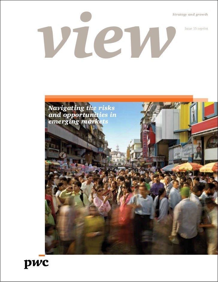 view                       Strategy and growth                             Issue 15 reprintNavigating the risksand opportu...