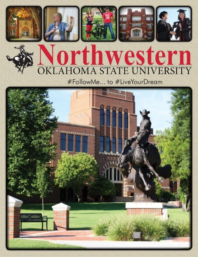 Northwestern Oklahoma State University >> Northwestern Oklahoma State University Recruitment Viewbook