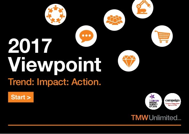 2017 Viewpoint Trend: Impact: Action. Start >