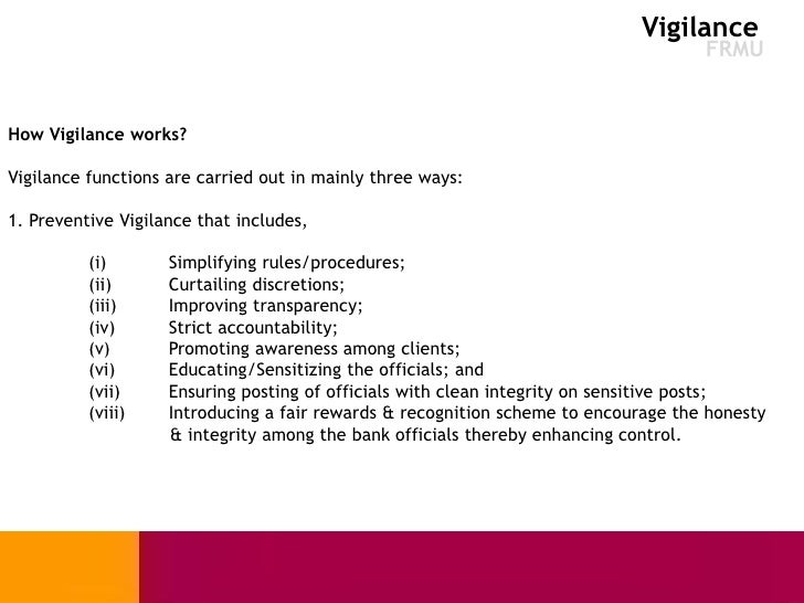 "importance of vigilance in society essay Out of sight, out of mind: thoughts on gary marx's essay on ""thomas i voire""   other essays in this series: willis & silbey: self, vigilance and society  it is a  most welcome invitation for attention and analysis on a most important topic."