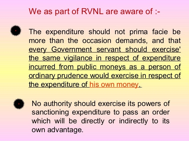 Background of creation of RVNL RVNL was created to: – Implement railway projects of gauge conversion, new line, doubling o...