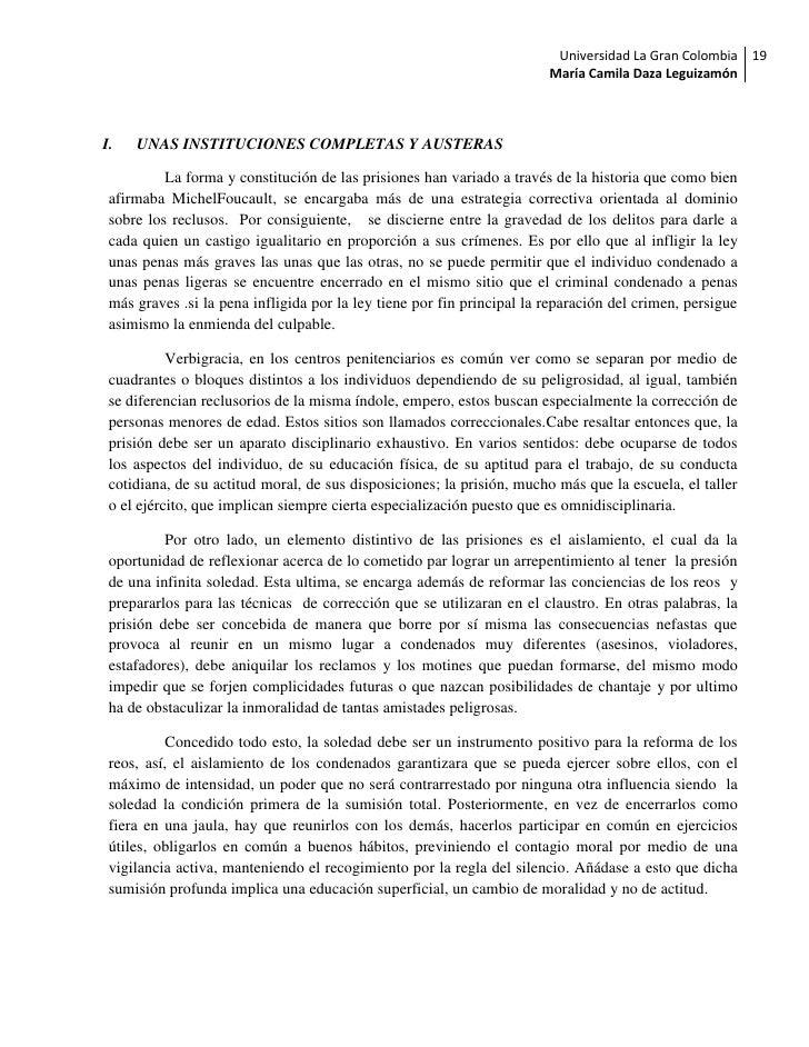 Universidad La Gran Colombia 19                                                                        María Camila Daza L...