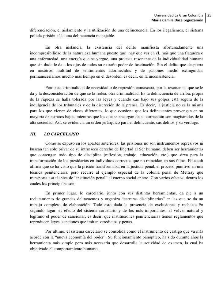 Universidad La Gran Colombia 25                                                                      María Camila Daza Leg...