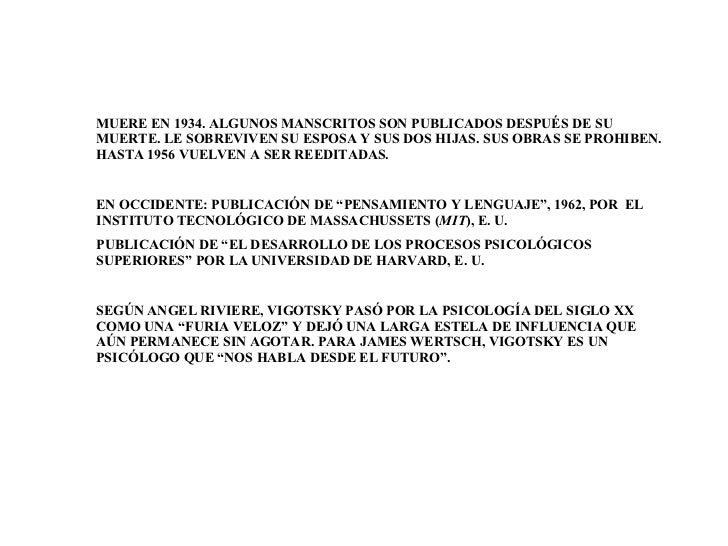 """EN OCCIDENTE: PUBLICACIÓN DE """"PENSAMIENTO Y LENGUAJE"""", 1962, POR  EL INSTITUTO TECNOLÓGICO DE MASSACHUSSETS ( MIT ), E. U...."""