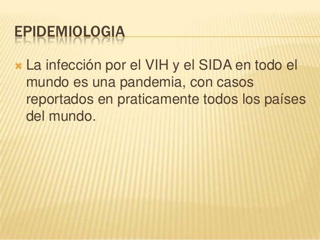 Sindrome inmunodeficiencia adquirida - Liquido preseminal vih casos ...