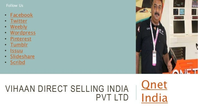 qnet india business plan presentation