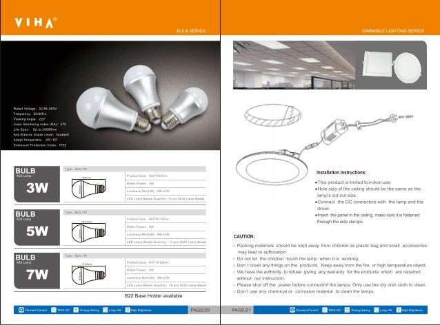 11 VIHA LED lights. Base Lighting And Fire Limited. Home Design Ideas