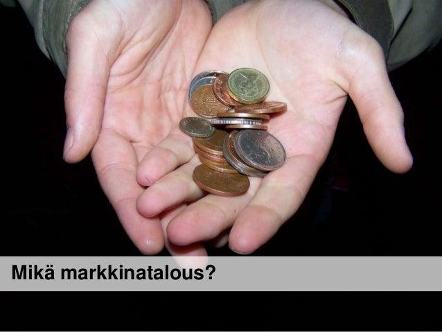 Markkinatalous