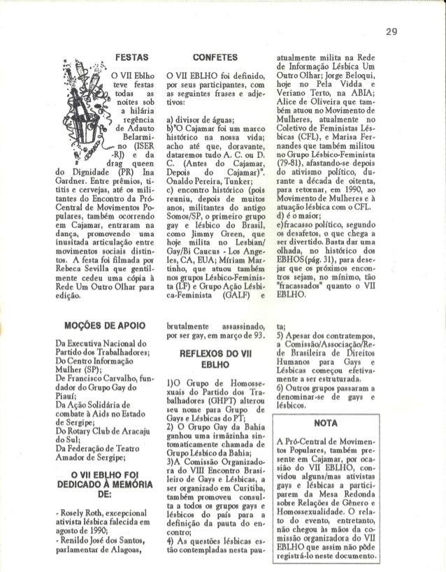 ,_ FESTAS  Í ' o vu Eblho  teve festas  todas as noites sob a hiláría regência de Adauto Belarmi- _' . . no (ISER Qf -RJ) ...
