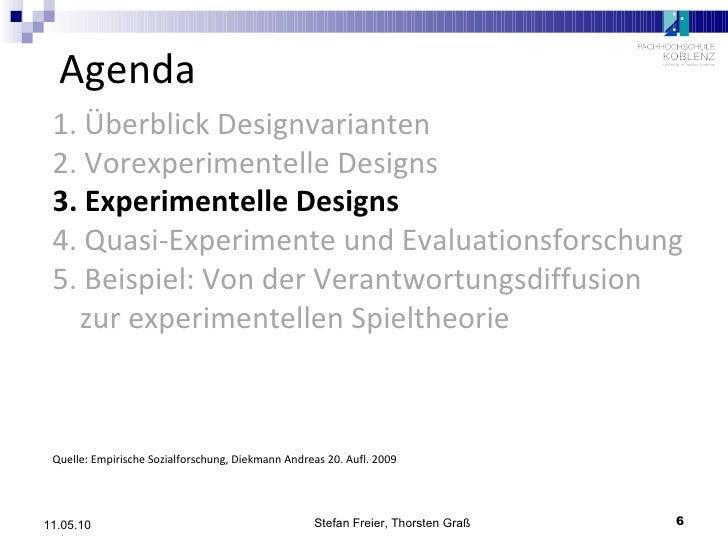 Experimentelle und Quasiexperimentelle Designs 30_04_09