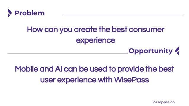 VIISA Investment Day #3 - WisePass Slide 3