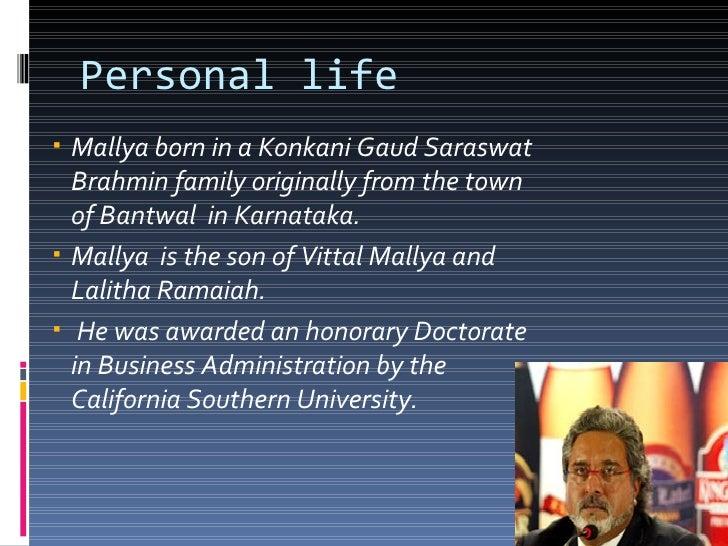 Vijay Mallya Biography Epub