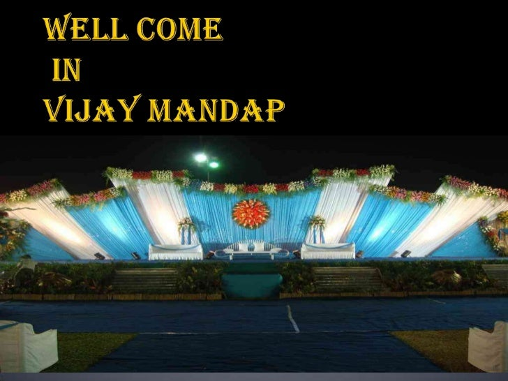 Vijay mandap