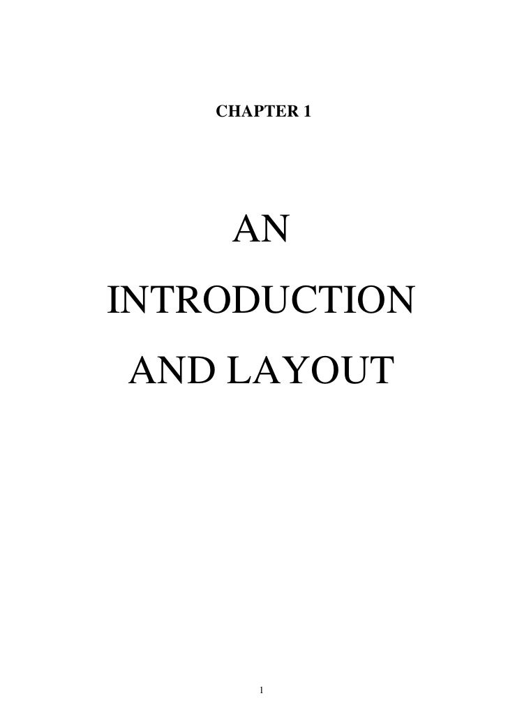 CHAPTER 1<br />AN INTRODUCTION AND LAYOUT<br />INTRODUCTION<br />JYOTI REMEDIESis a research & development driven, pharm...