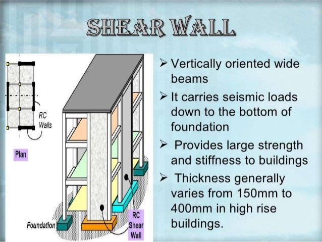 Earthquake Resistant Construction