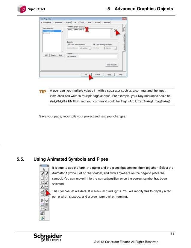 Vijeo citect quick start tutorial - part 1 ver d