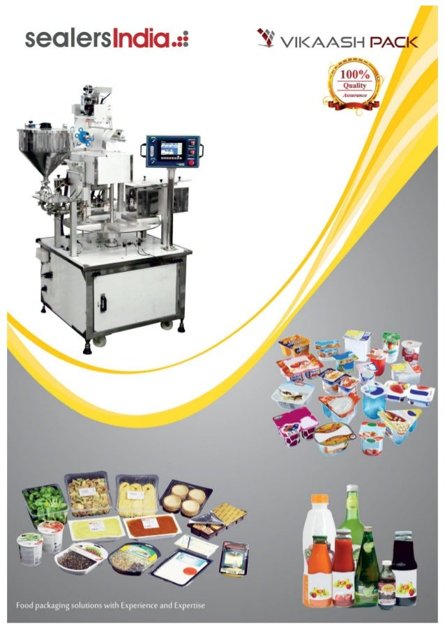 Food packaging Solutions with Experience & Expertise