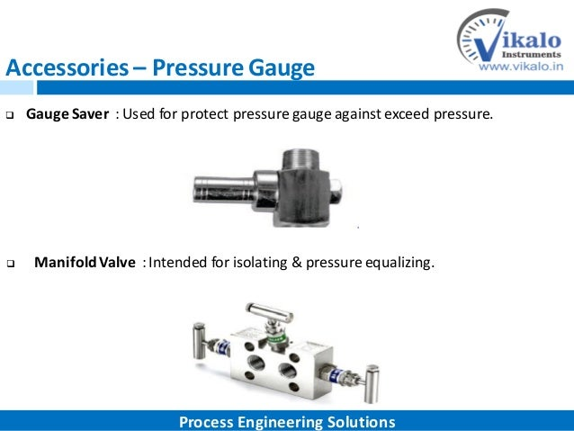 Vikalo instruments Technical Presentation