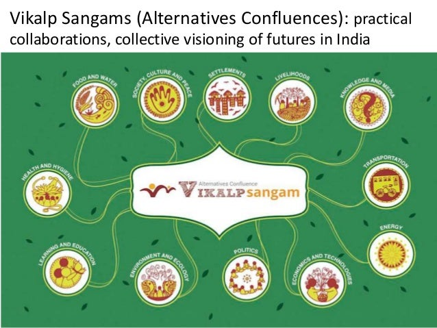 Vikalp Sangam (Alternatives Confluence)