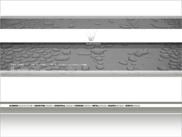 3D BRAND ARCHITECTURE • EXHIBITION DESIGN • INDUSTRIAL DESIGN • INTERIOR DESIGN • RETAIL DESIGN • GRAPHIC DESIGN • EVENTS ...