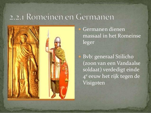  376: vallen Balkan  binnen   410: plundering Rome  o.l.v. Alarik   418: vestigen zich in  Aquitanië en stichten het  k...
