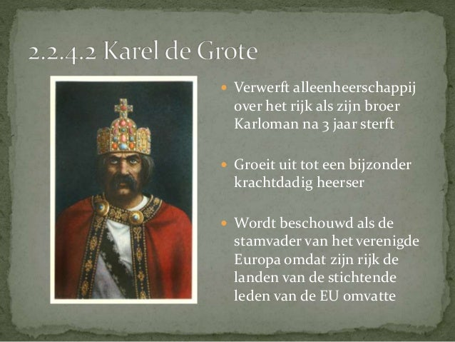  Interne oorlogen blijven woeden ondanks het verdrag  van Verdun   885: laatste, kortstondige hereniging van het  Karoli...