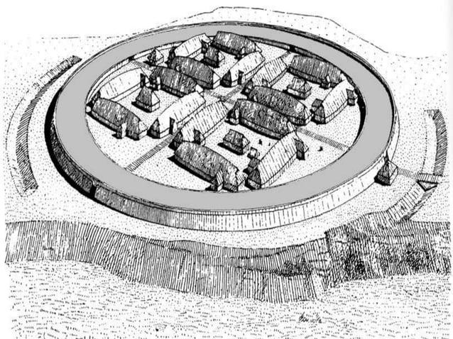 Heel veel vergankelijke  goederen (enkel gekend via  tollijsten):  Slaven  (krijgsgevangenen)  Vikingbuit (dit moet erg  l...