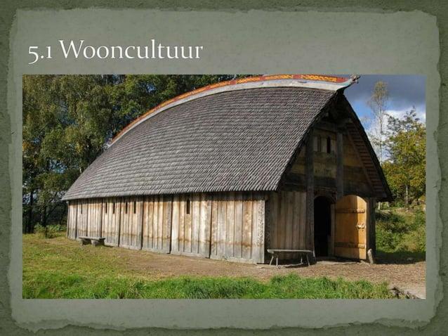 Huizen en dorpen verschilden vanzelfsprekend van  streek tot streek  gebruikte bouwmateriaal  typische Vikinghuis  Langh...
